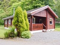 * Willows dog-friendly Lodge Dunoon Scottish Highlands